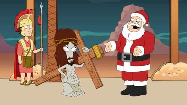 Season's Beatings is listed (or ranked) 3 on the list The Best Christmas Episodes On 'American Dad!'