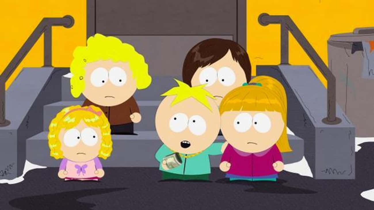 Butters' Bottom B*tch