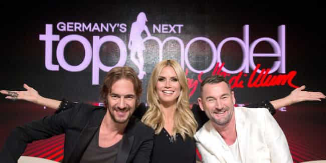 Germany's Next Top Model is listed (or ranked) 1 on the list The Best Heidi Klum Shows
