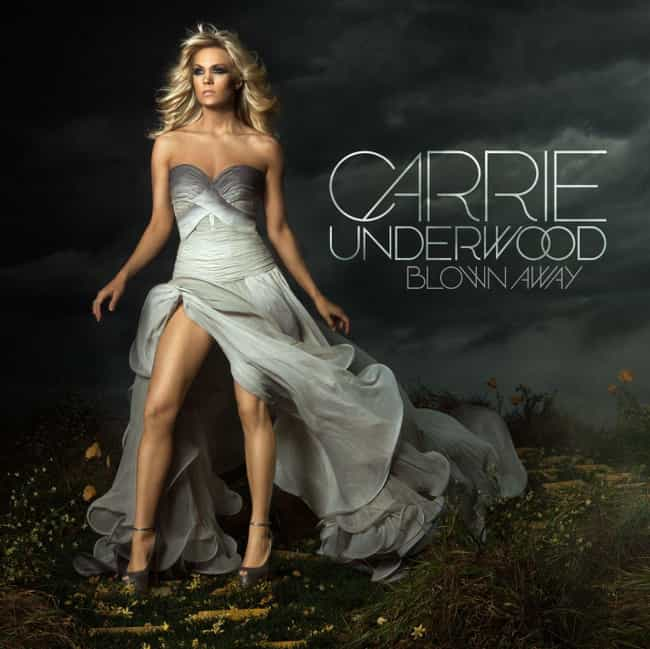 Blown Away is listed (or ranked) 3 on the list The Best Carrie Underwood Albums, Ranked
