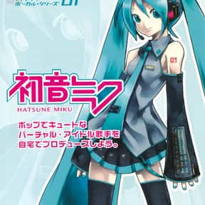 Hatsune Miku is listed (or ranked) 7 on the list The Best Anime Characters With Blue Hair