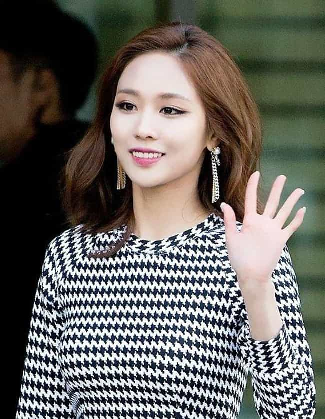 Fei is listed (or ranked) 2 on the list Kpop Idols Without Makeup
