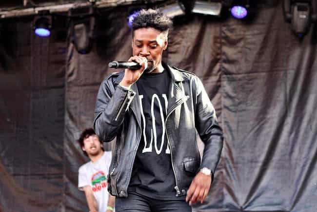 Danny Brown is listed (or ranked) 4 on the list 16 Rappers You Didn't Realize Love Anime