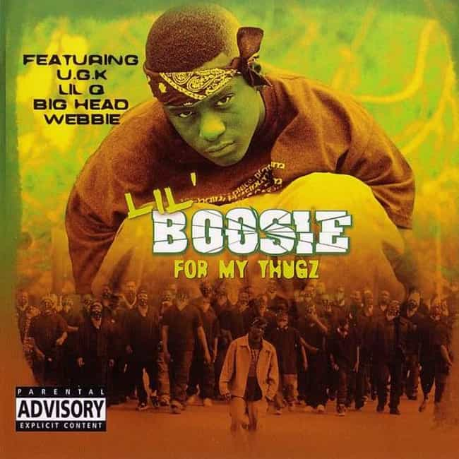 For My Thugz is listed (or ranked) 4 on the list The Best Lil Boosie Albums of All Time