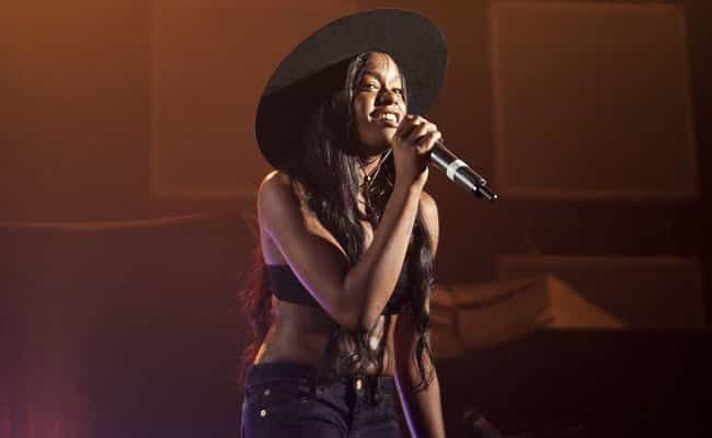 Azealia Banks is listed (or ranked) 1 on the list LGBTQ+ Celebrities Who Have Been Homophobic