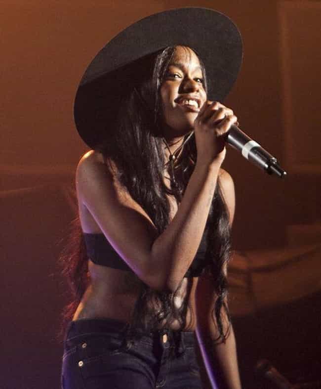 Azealia Banks is listed (or ranked) 2 on the list Celebrities with Crazy Hobbies
