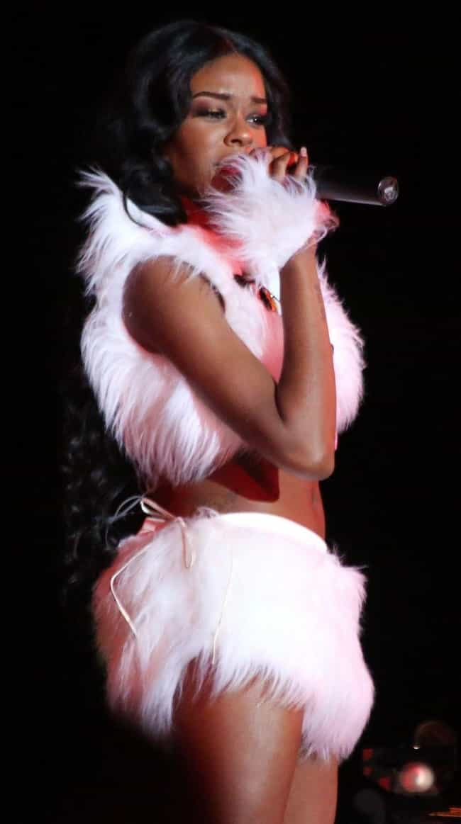 Azealia Banks is listed (or ranked) 2 on the list Rappers You Didn't Know Are Bisexual