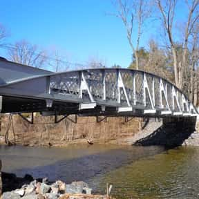 Moseley Iron Bridge and Roof C is listed (or ranked) 9 on the list Companies Founded in Cincinnati