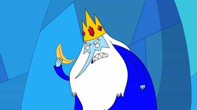 Ice King is listed (or ranked) 4 on the list Which Adventure Time Character Are You According To Your Zodiac Sign
