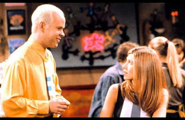Gunther is listed (or ranked) 4 on the list Film and TV Characters Most Doomed to Spend Forever in the Friendzone