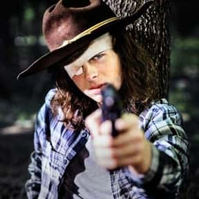 Carl Grimes is listed (or ranked) 5 on the list The Walking Dead Season 8 Death Pool