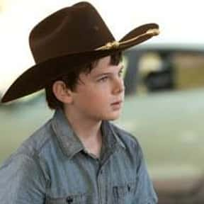 Carl Grimes is listed (or ranked) 10 on the list The Best Walking Dead Characters, Ranked