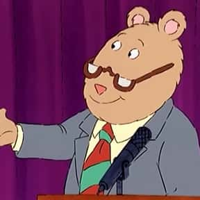 Principal Herbert Haney is listed (or ranked) 19 on the list All Arthur Characters, Ranked Best to Worst