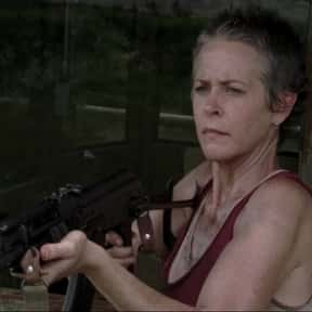 Carol Peletier is listed (or ranked) 2 on the list The Walking Dead Characters Most Likely To Survive Until The End