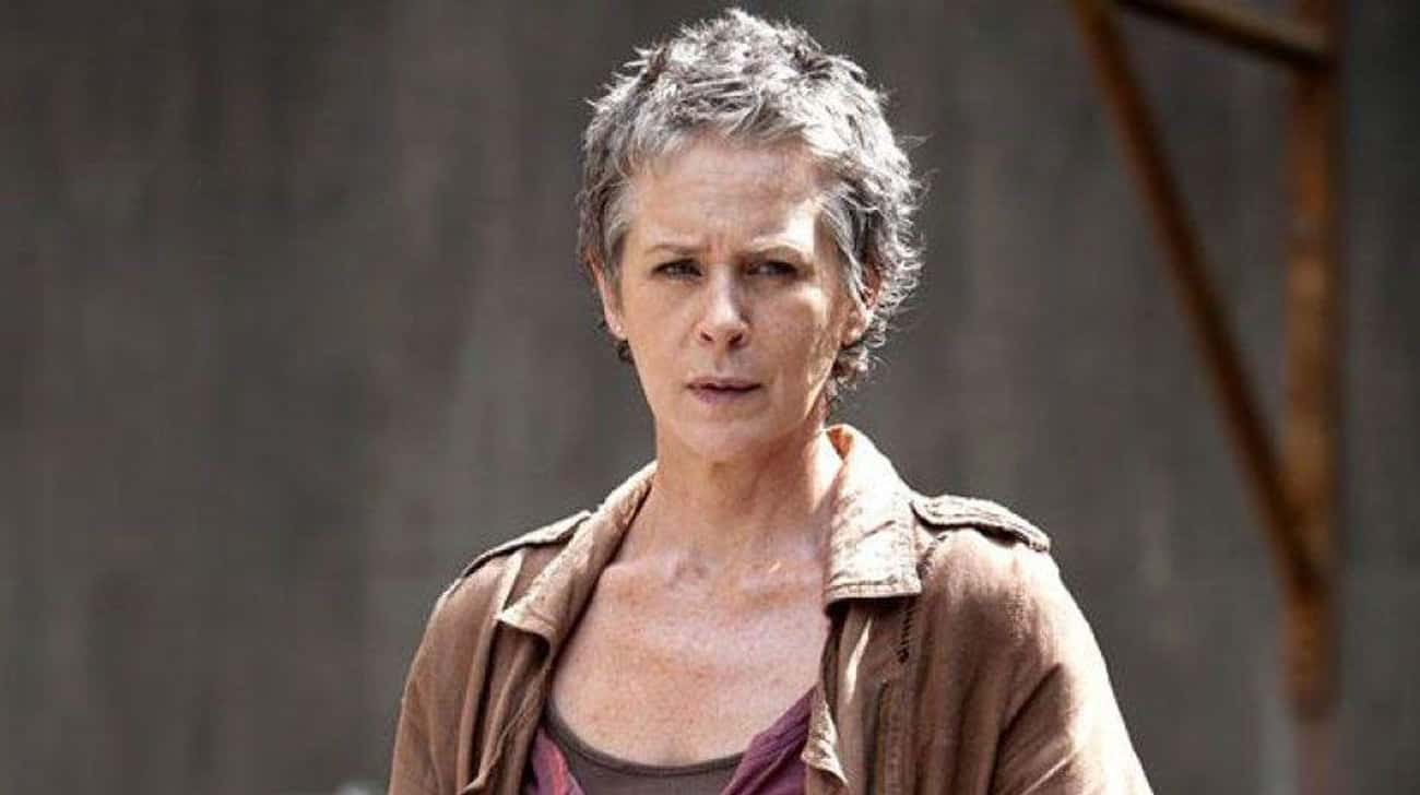 Cancer (June 21-July 22): Caro is listed (or ranked) 4 on the list Which Walking Dead Character Are You, Based On Your Zodiac Sign?