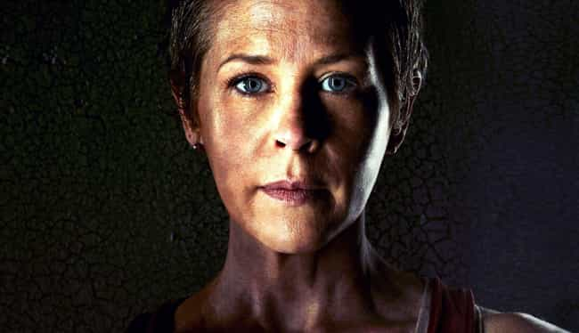 Carol Peletier is listed (or ranked) 3 on the list The Strongest Survivors On 'The Walking Dead,' Ranked