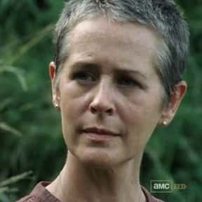 Carol Peletier is listed (or ranked) 5 on the list The Best Walking Dead Characters, Ranked