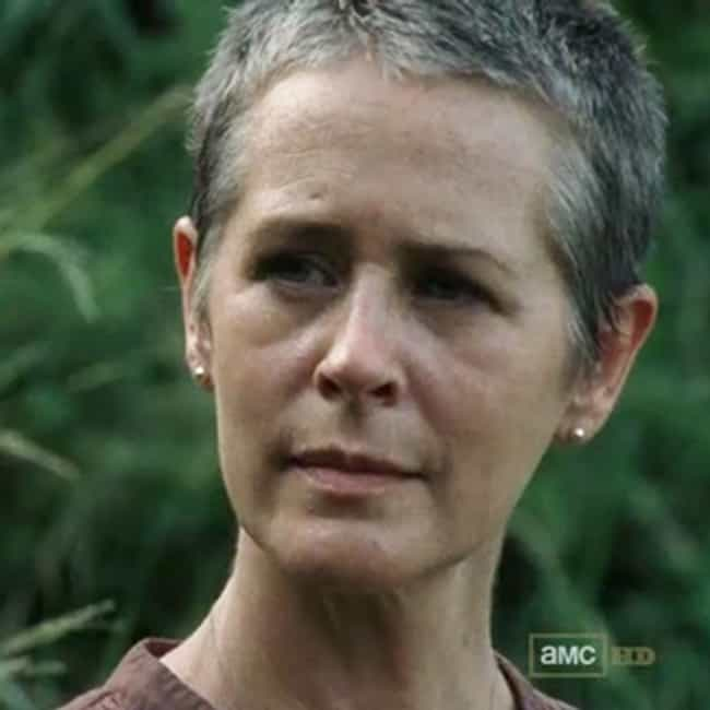 Carol Peletier is listed (or ranked) 4 on the list The Best and Strongest Women Characters