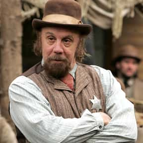 Charlie Utter is listed (or ranked) 24 on the list All Deadwood Characters