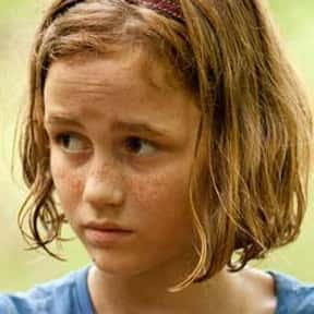 Sophia Peletier is listed (or ranked) 22 on the list The Most Irritating Characters on The Walking Dead