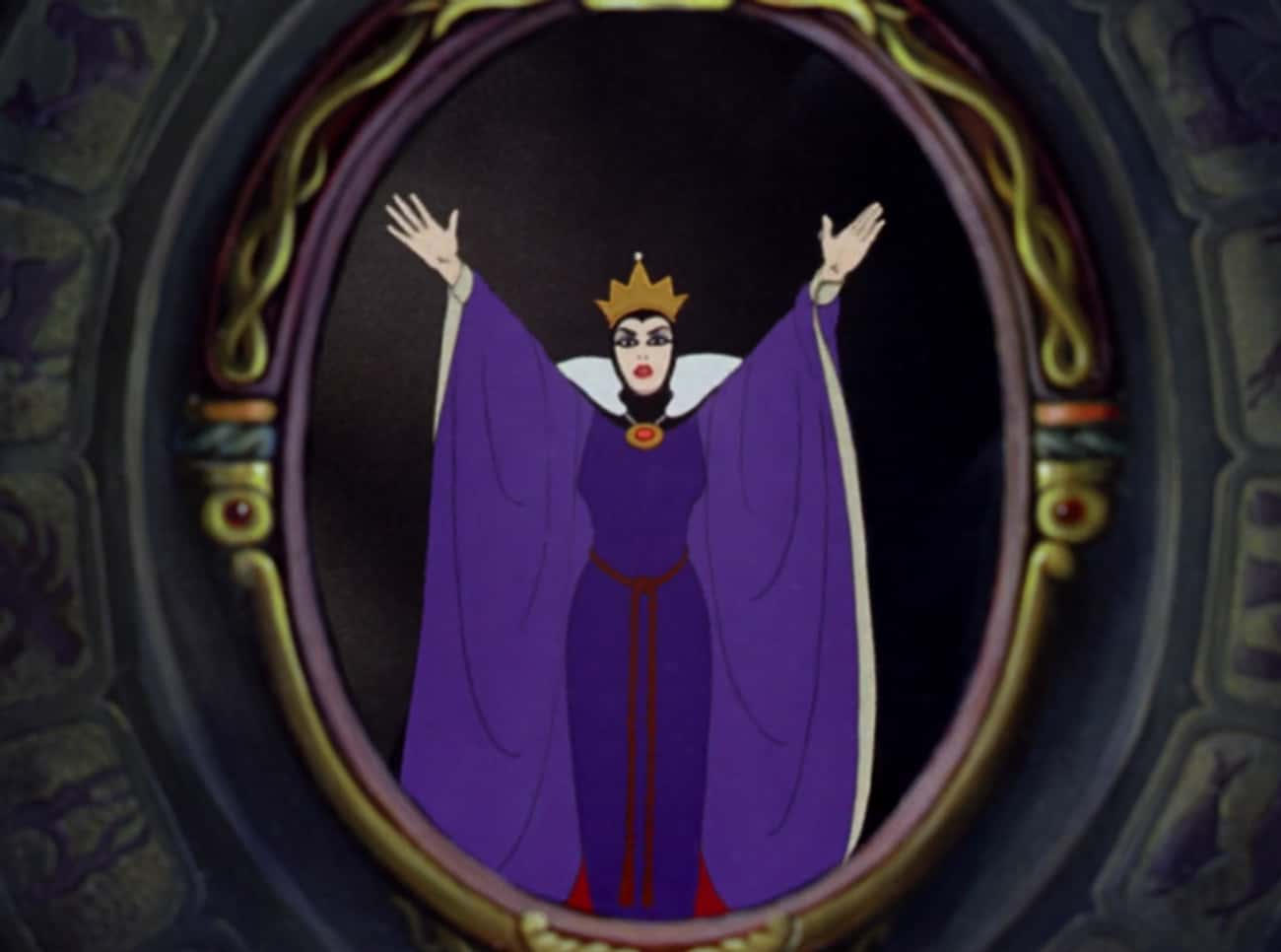 The Evil Queen Asks Her Favorite Question