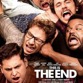 This Is the End is listed (or ranked) 3 on the list The Best Seth Rogen Movies