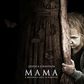 Mama is listed (or ranked) 22 on the list The Best PG-13 Horror Movies
