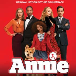 Annie is listed (or ranked) 14 on the list The Worst Movie Remakes Ever