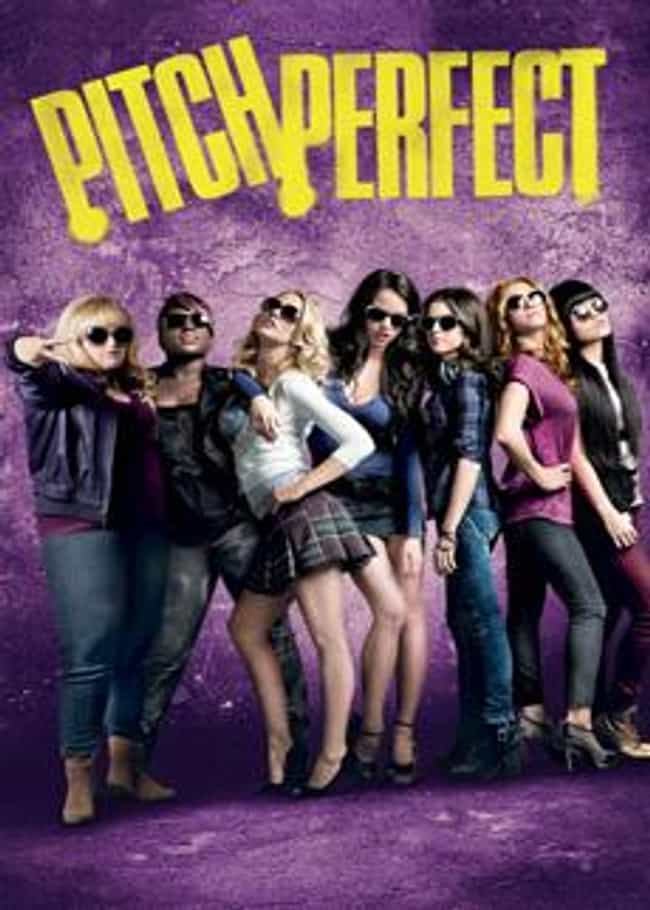 Pitch Perfect is listed (or ranked) 1 on the list The Best Rebel Wilson Movies