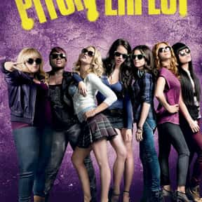 Pitch Perfect is listed (or ranked) 6 on the list The Best Movies About Teenage Girl Friendships