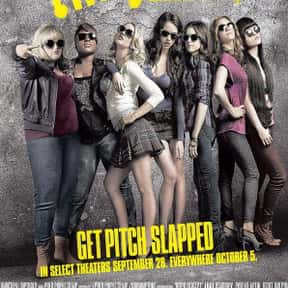 Pitch Perfect is listed (or ranked) 17 on the list The Greatest Female-Led Comedy Movies