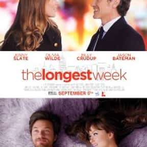 The Longest Week is listed (or ranked) 23 on the list The Best Jason Bateman Movies
