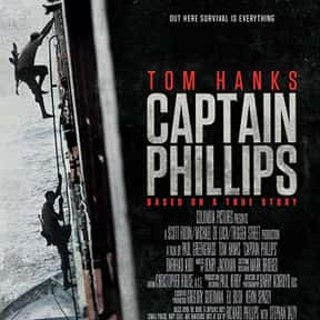 Captain Phillips is listed (or ranked) 7 on the list The Best Movies About Navy Seals