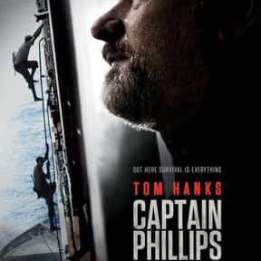 Captain Phillips is listed (or ranked) 14 on the list The Best Thriller Movies with a Hostage