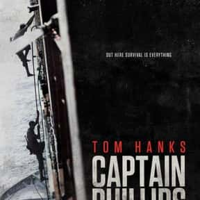 Captain Phillips is listed (or ranked) 15 on the list The Best Thriller Movies with a Kidnapping