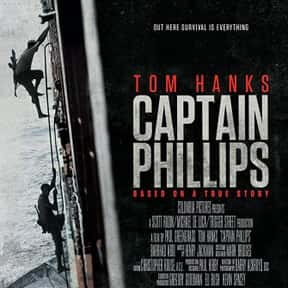 Captain Phillips is listed (or ranked) 12 on the list Best Kidnapping Movies & Hostage Movies of All Time, Ranked