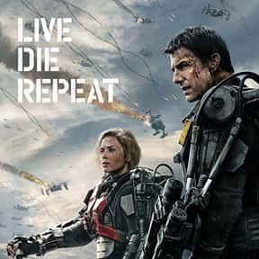 Edge of Tomorrow is listed (or ranked) 18 on the list The Best 3D Films