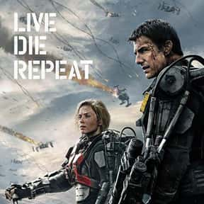 Edge of Tomorrow is listed (or ranked) 16 on the list The Best Action Movies Of The 2010s, Ranked
