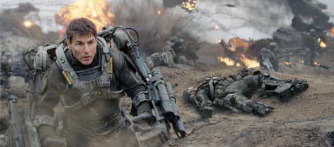 Edge of Tomorrow is listed (or ranked) 2 on the list Underrated Action Movies Of The 2010s, Ranked