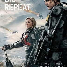 Edge of Tomorrow is listed (or ranked) 23 on the list The Best Alien Horror Movies Ever Made