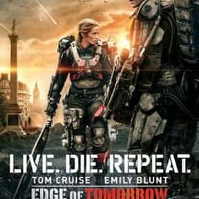 Edge of Tomorrow is listed (or ranked) 21 on the list The Best Movies for 13 Year Old Boys