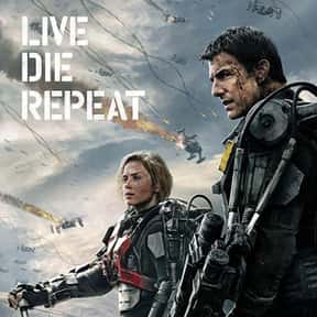 Edge of Tomorrow is listed (or ranked) 9 on the list The Best Time Travel Movies