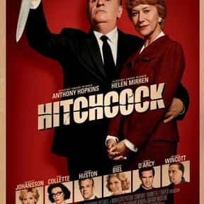 Hitchcock is listed (or ranked) 10 on the list 30+ Great Period Films with a 1960s Aesthetic