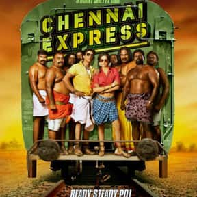 Chennai Express is listed (or ranked) 13 on the list The Best Bollywood Movies on Netflix