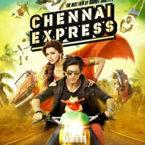 Chennai Express is listed (or ranked) 24 on the list The Best Shah Rukh Khan Movies