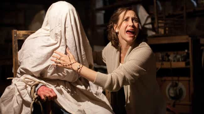 The Conjuring is listed (or ranked) 2 on the list The Most Famous Film That Took Place The Year You Were Born