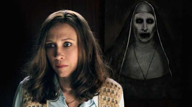 The Conjuring is listed (or ranked) 4 on the list These Modern Horror Films Remind Us The Haunted House Is Just Metaphor For The Haunted Mind