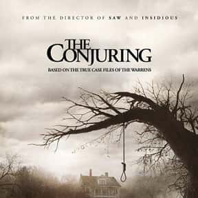 The Conjuring is listed (or ranked) 2 on the list The Scariest Movies Ever Made