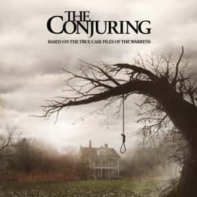 The Conjuring is listed (or ranked) 1 on the list The Best Supernatural Horror Movies, Ranked