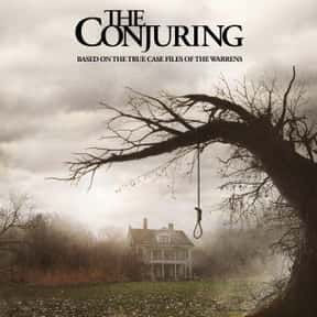 The Conjuring is listed (or ranked) 4 on the list The Best Horror Movies About the Devil